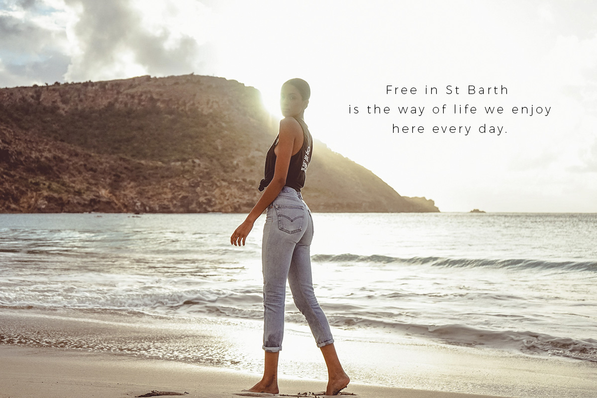 men and women collection | st barts lifestyle | free in st barth