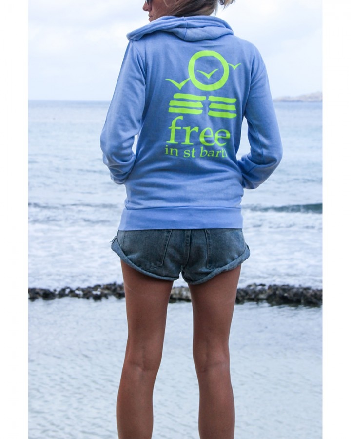 hoodie | women collection | free in st barth | st barth lifestyle