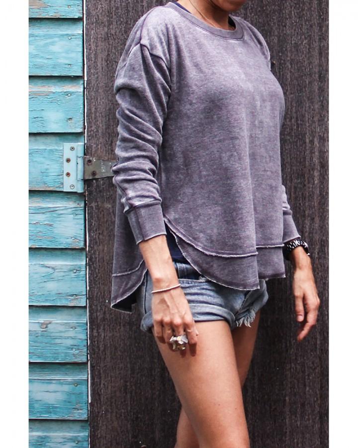 sweatshirt | women collection | free in st barth | st barth lifestyle