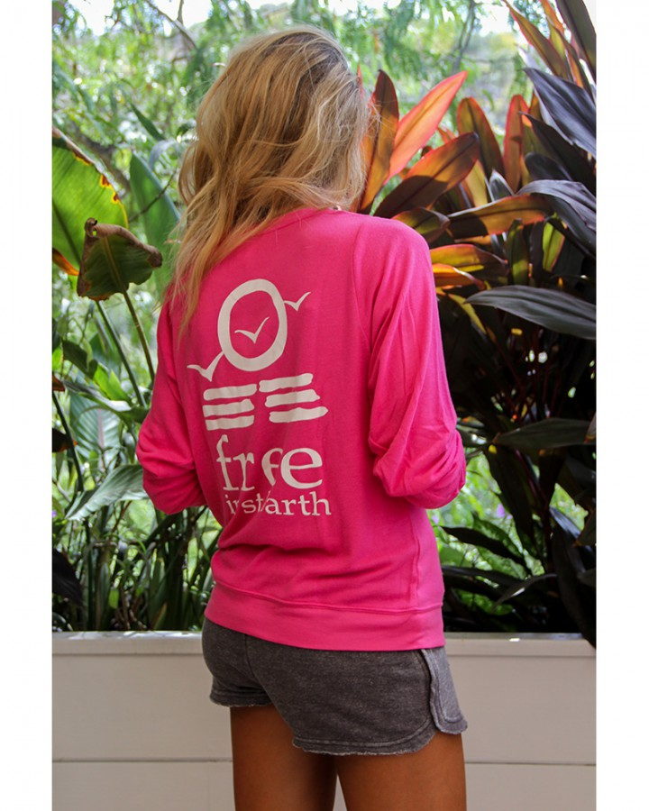 sweatshirt | women collection | free in st barth | st barth lifestyle