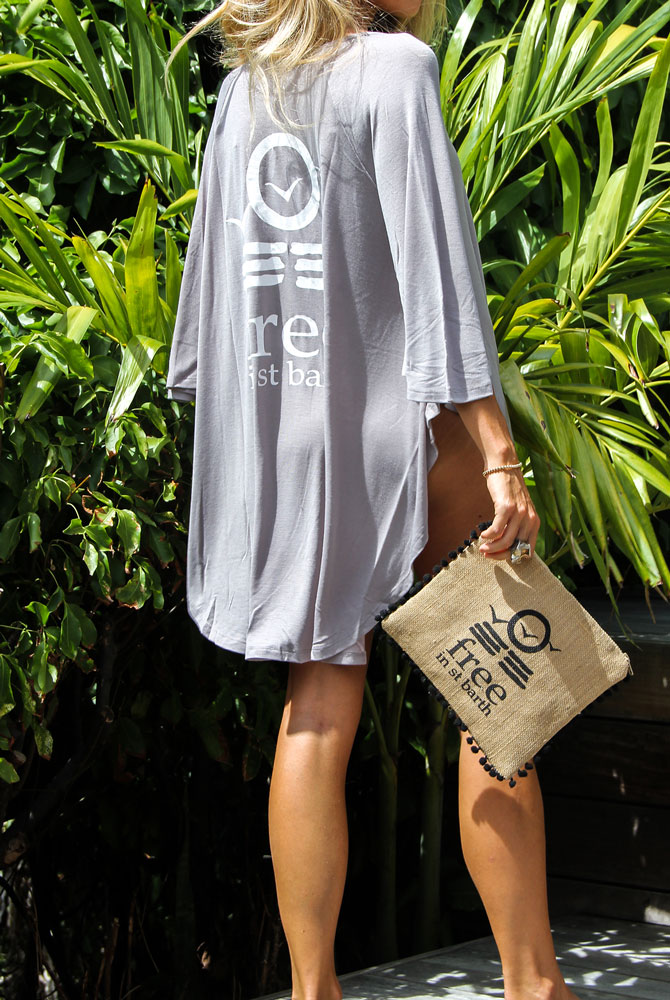poncho | cover up | women collection | free in st barth | st barth lifestyle