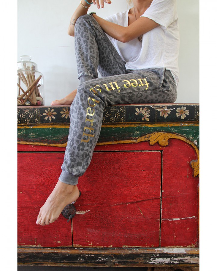 sweatpants | women collection | st barts lifestyle | free in st barth