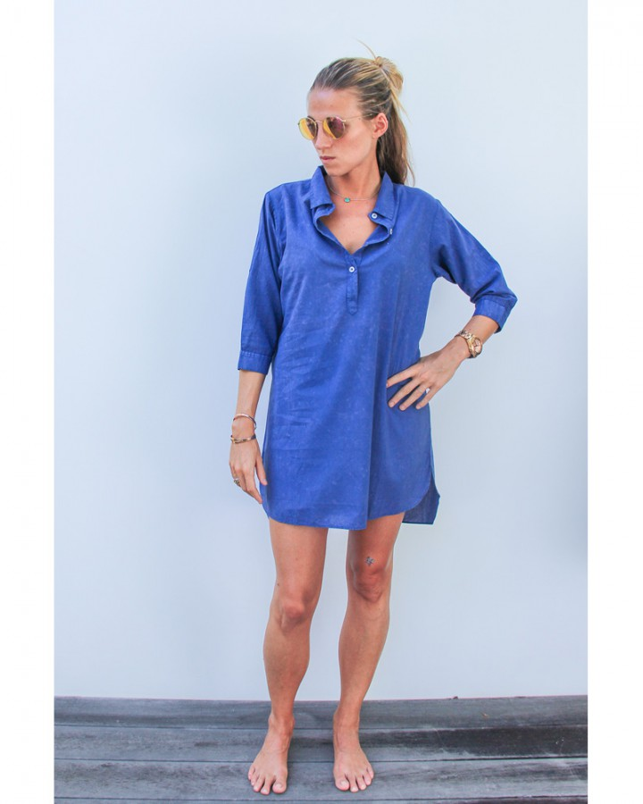 lola shirt | women collection | st barts lifestyle | free in st barth