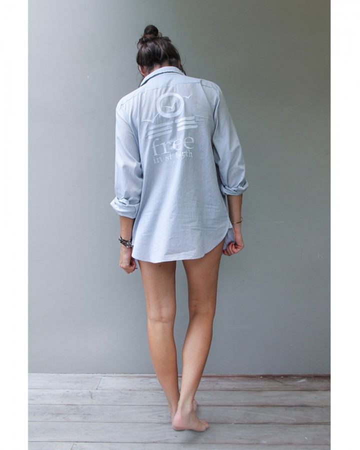morgan shirt | women collection | st barts lifestyle | free in st barth