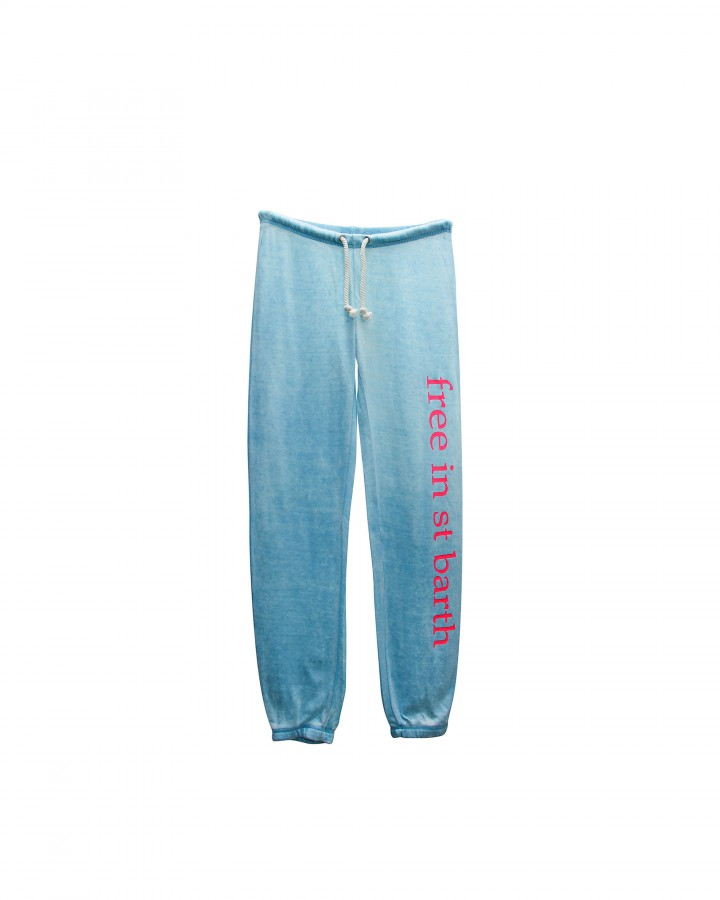 women collection   sweatpants   free in st barth