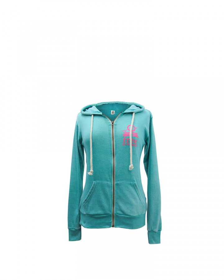 women collection | hoodie | free in st barth