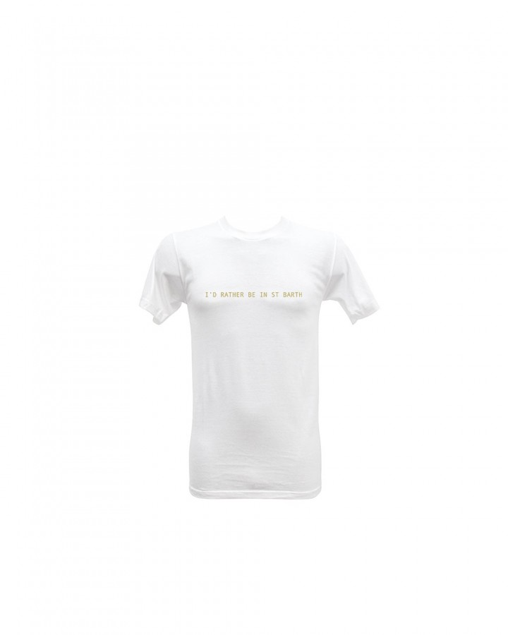 men collection | t shirt | free in st barth