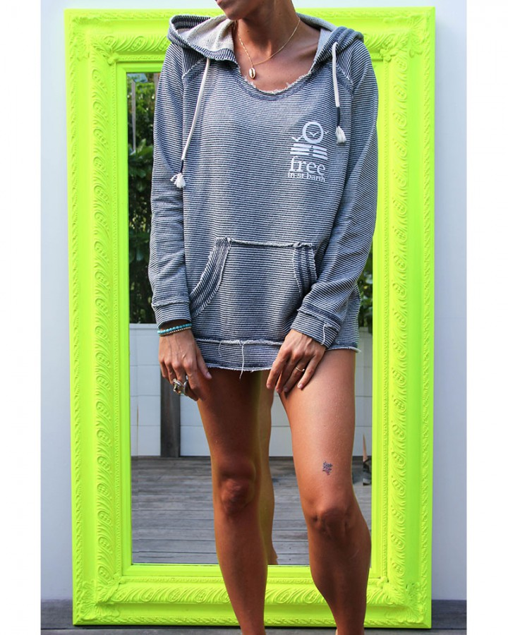 women collection | hoodies | free in st barth