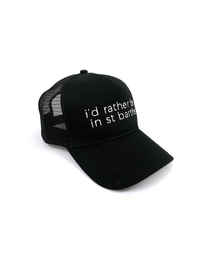 cap quote | caps collection | st barts lifestyle | free in st barth
