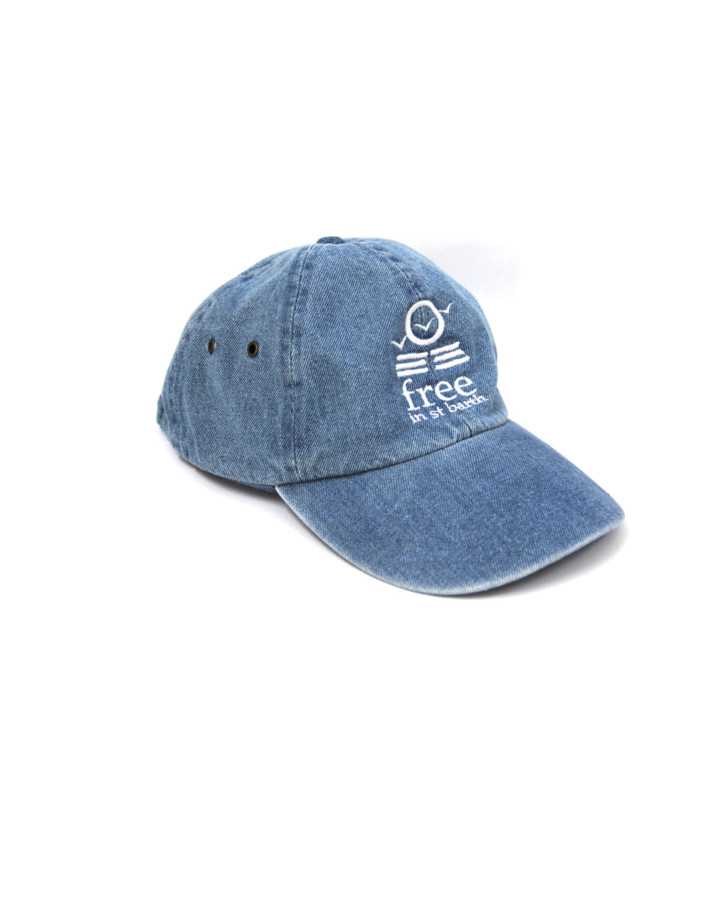 cap collection | embroidery collection | free in st barth
