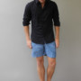 morgan-shirt_black-front-FREE-IN-ST-BARTH