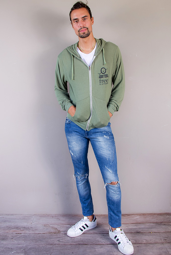hoodie soft   men collection   free in st barth