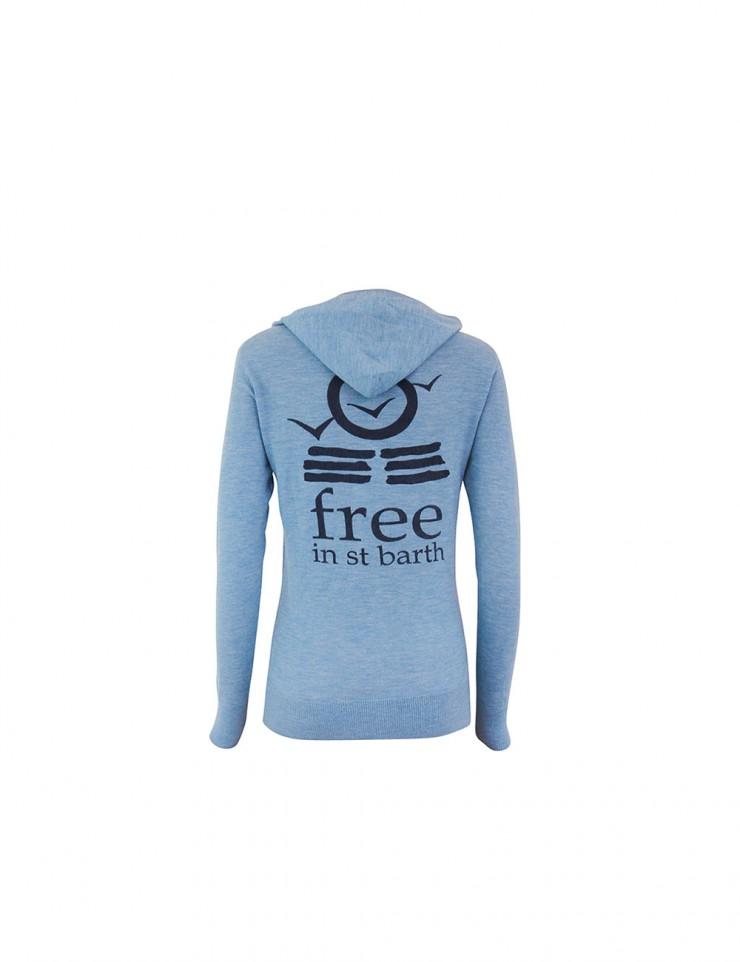 hoodie   cashmere   women collection   free in st barth   st barth lifestyle