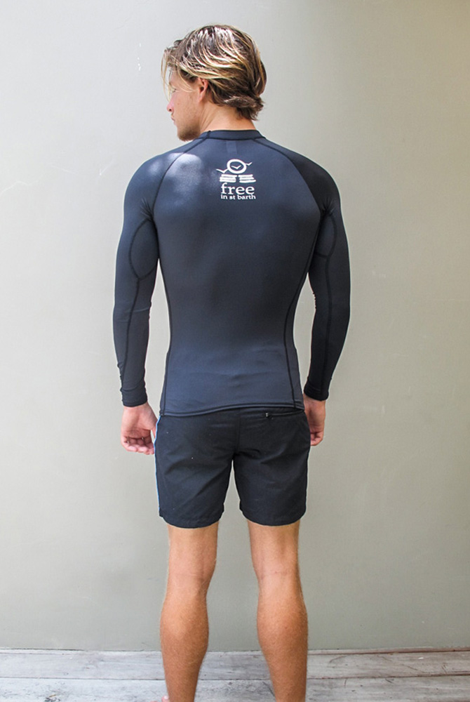 rash guard | men collection | st barts lifestyle | free in st barth