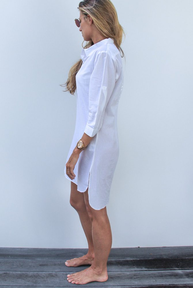 cotton tunic | dresses and tunics | women collection | free in st barth