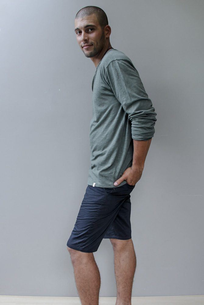 long sleeve tee   free in st barth   st barths fashion men
