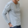 dan henley tee | men collection | free in st barth