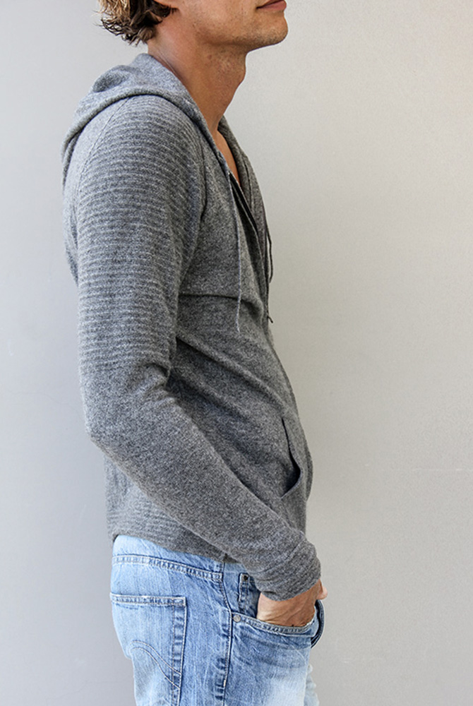 clyde cashmere hoodie   men collection   free in st barth