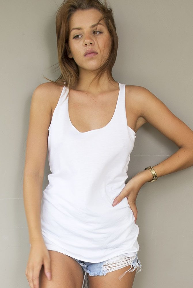 tees and tanks   women collection   free in st barth