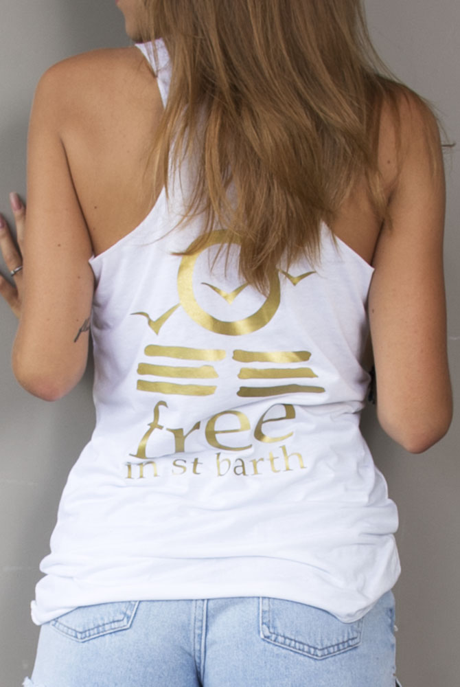 tees and tanks | women collection | free in st barth