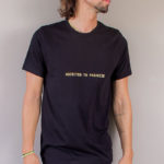 addicted to paradise | quotes tee collection | men collection | free in st barth