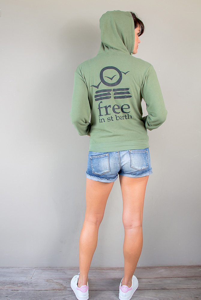 alex superset hoodie | women collection | free in st barth