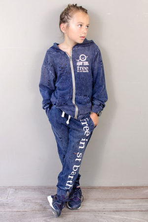 kids collection | sweatpant | free in st barth