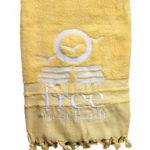 beach towel | free in st barth
