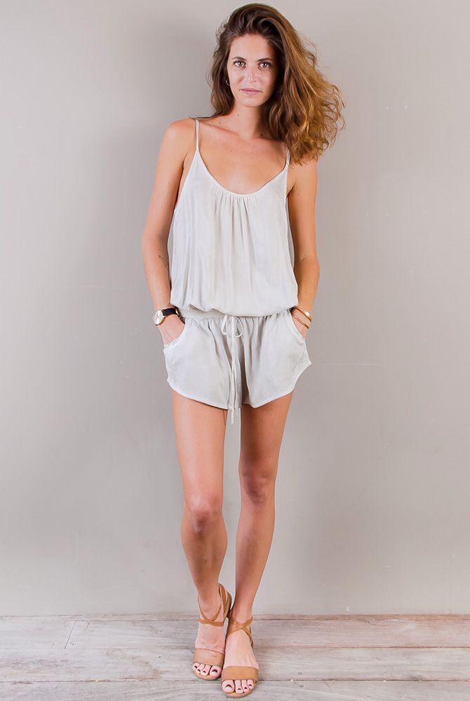 camille playsuit | women collection | romper | free in st barth