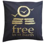 cushion case foil | free in st barth