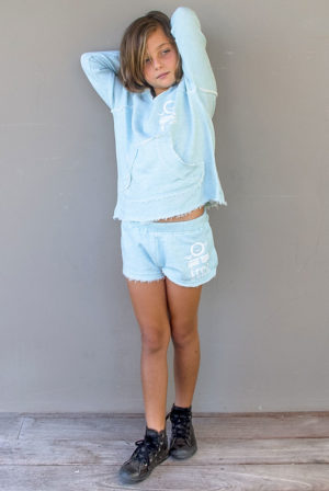 daria short | kids girl collection | free in st barth