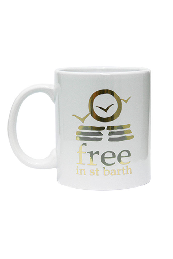 mug logo free in st barth | accessories collection | free in st barth