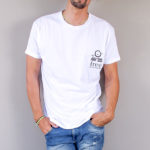 hugo t-shirt | crew neck tee collection | men collection | free in st barth