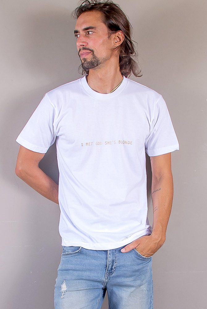 i met god | quotes tee collection | men collection | free in st barth