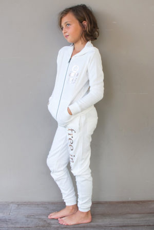 sweatpants | kids girl collection | free in st barth