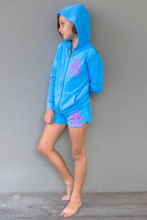 jordan short | kids girl collection | free in st barth