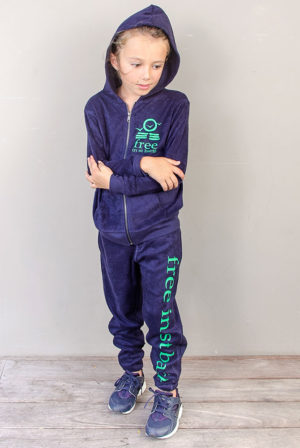 hoodie cosy | kids collection | free in st barth