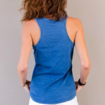 tank top | women collection | denim | free in st barth