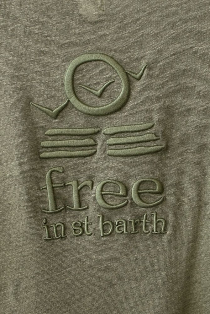 long sleeve tee   linen collection   women collection   free in st barth