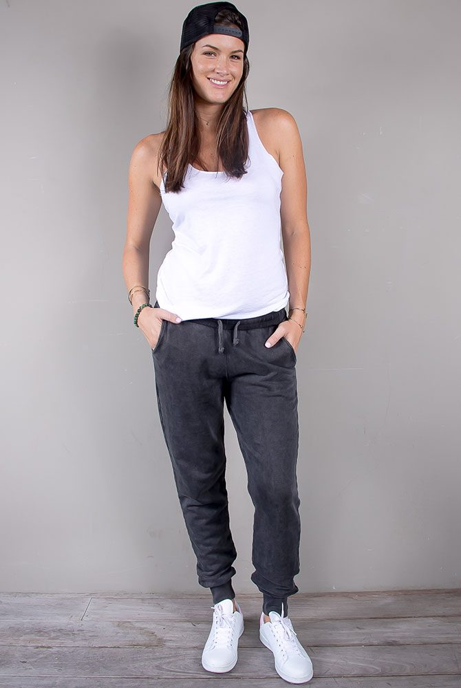sam sweatpants | women collection | cotton | free in st barth | local lifestyle