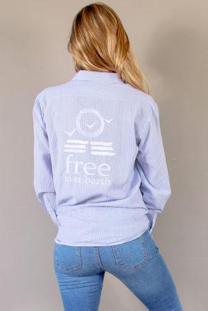 boyfriend shirt | women collection | FREE IN ST BARTH
