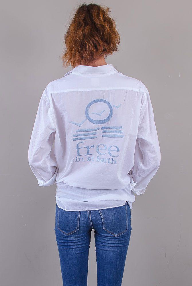 morgan boyfriend shirt   unisex collection   st barts lifestyle   free in st barth