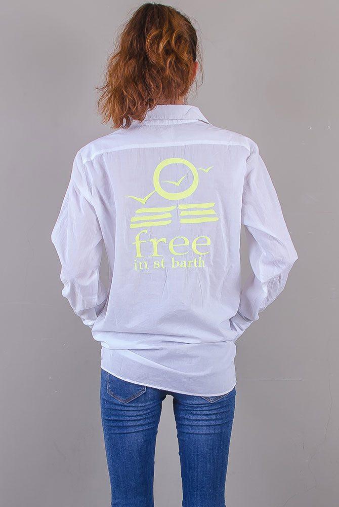 morgan boyfriend shirt | unisex collection | st barts lifestyle | free in st barth