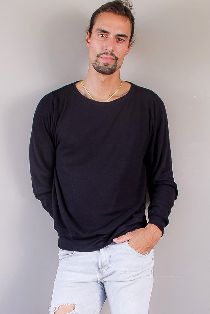 nicky sweatshirt   unisex collection   supersoft   free in st barth