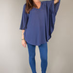 paradise poncho | tunic |women collection | free in st barth