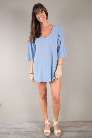 paradise poncho | tunic | women collection | free in st barth