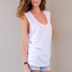 tank top | organic cotton | women collection | free in st barth
