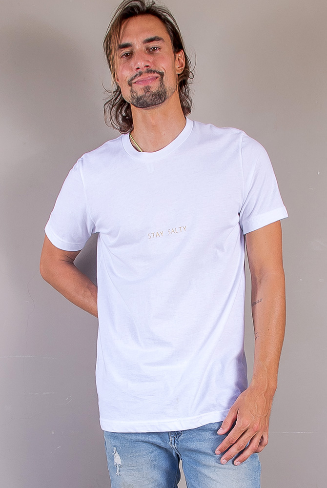 stay salty | quotes tee collection | men collection | free in st barth