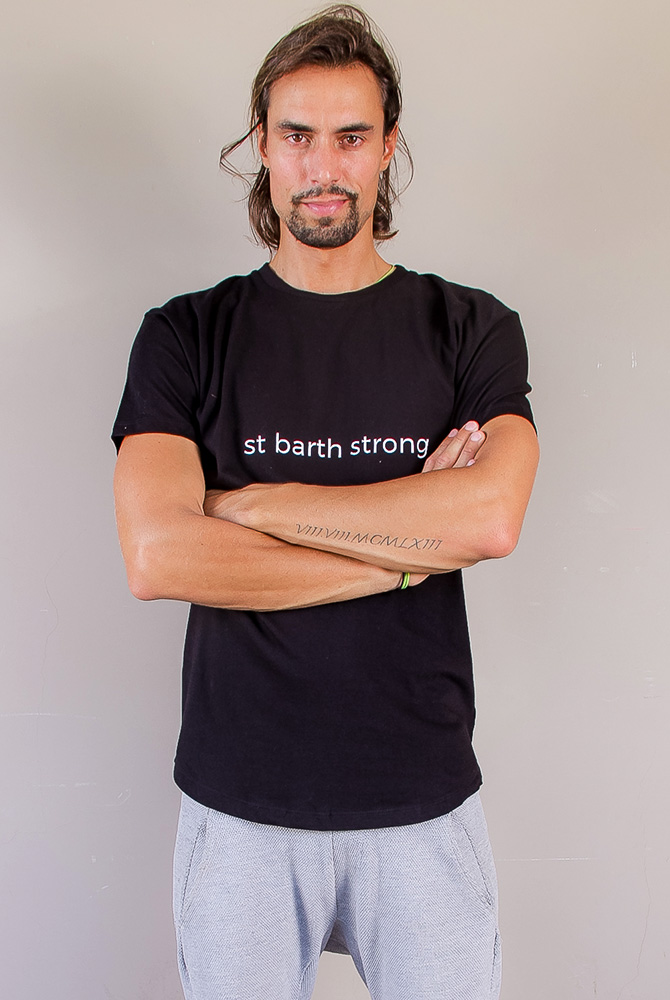 st barth strong | quotes tee collection | men collection | free in st barth
