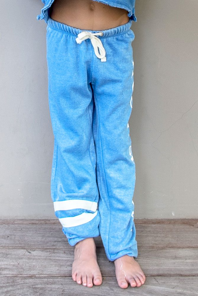 sweatpants cosy | kids collection | free in st barth